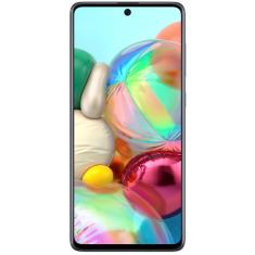 Smartphone Samsung Galaxy A71 SM-A715 128GB Câmera Quádrupla Qualcomm Snapdragon 730 2 Chips Android 10