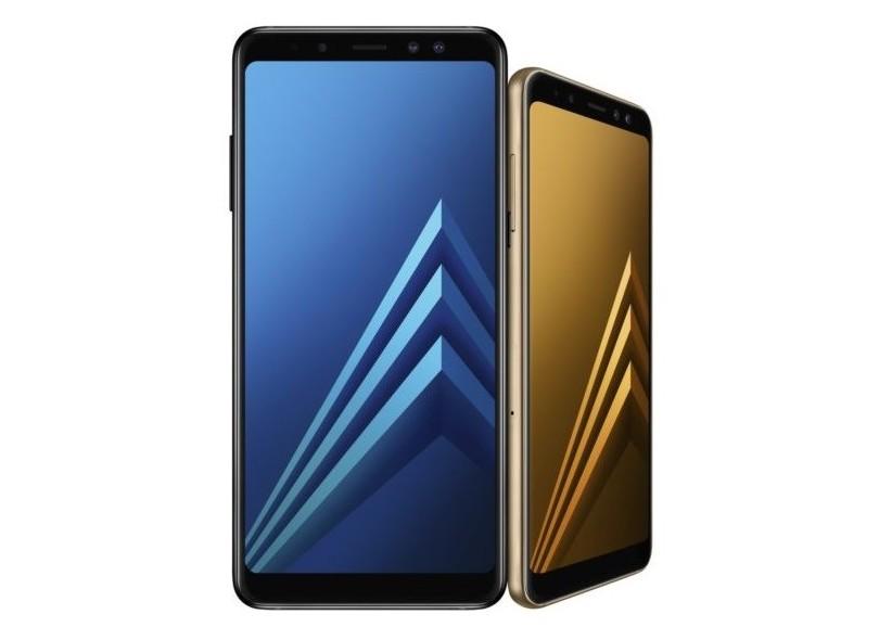 6bb501c4a4 Smartphone Samsung Galaxy A8 SM-A530F 64GB 2 Chips 16