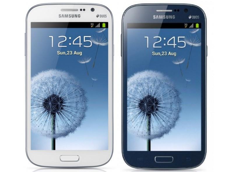 dfc9c7c14 Smartphone Samsung Galaxy Gran Duos GT-I9082 8GB 2 Chips 8