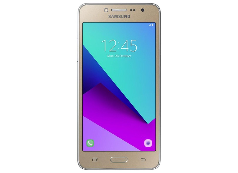 fabc55c0cc4 Smartphone Samsung Galaxy J2 Prime SM-G532M 16GB 2 Chips 8,0 MP 1,5 GB 4G