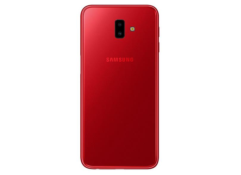 51c8a810db56c Smartphone Samsung Galaxy J6 Plus SM-J610G 32GB Qualcomm Snapdragon 425 2  Chips 13,0 MP 3 GB 4G