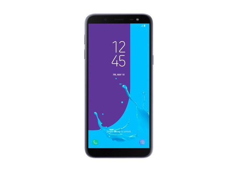 943d4ed89 Smartphone Samsung Galaxy J6 SM-J600G 64GB 2 Chips 13