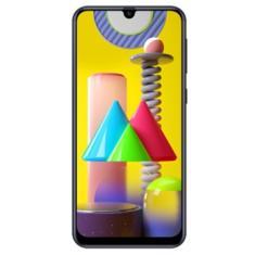 Smartphone Samsung Galaxy M31 SM-M315F 128GB Câmera Quádrupla Exynos 9611 2 Chips Android 10