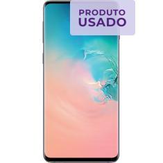 Smartphone Samsung Galaxy S10 Usado 128GB Android