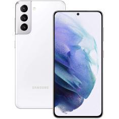 Smartphone Samsung Galaxy S21 5G SM-G991B 128GB Câmera Tripla Android 11
