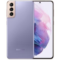 Smartphone Samsung Galaxy S21 Plus 5G SM-G996B 8 GB 256GB Câmera Tripla Android 11