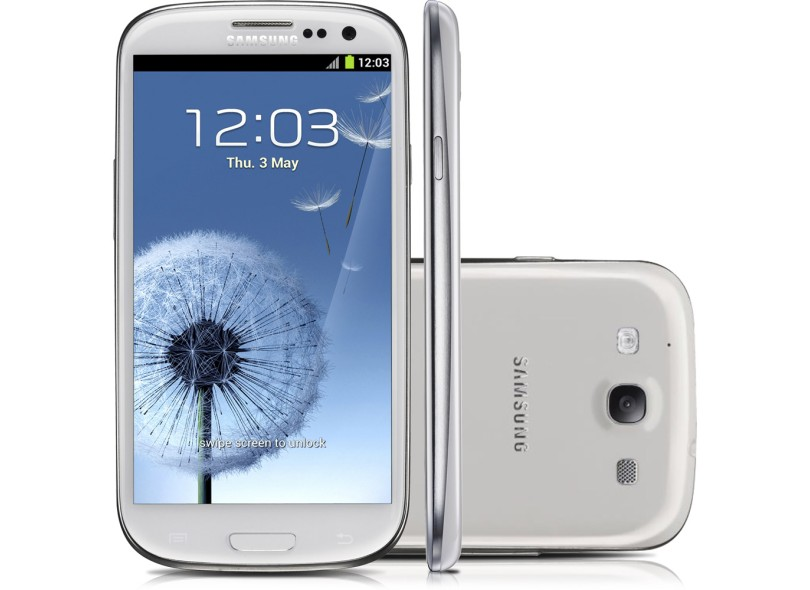 0d302e721a2 Smartphone Samsung Galaxy S3 Neo Duos GT-I9300I 16GB 2 Chips 8