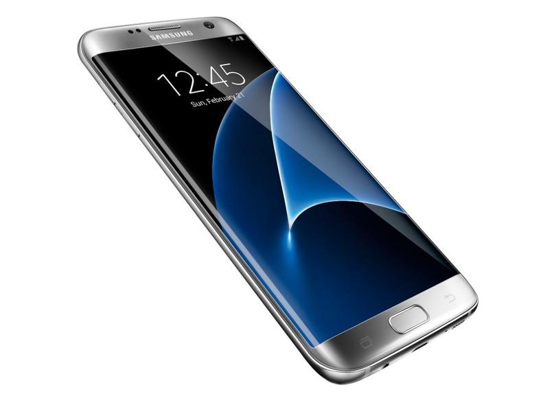 752f64973 Smartphone Samsung Galaxy S7 Edge SM-G935F 32GB 12