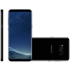 Smartphone Samsung Galaxy S8 Plus SM-G955FZ 6GB RAM 128GB