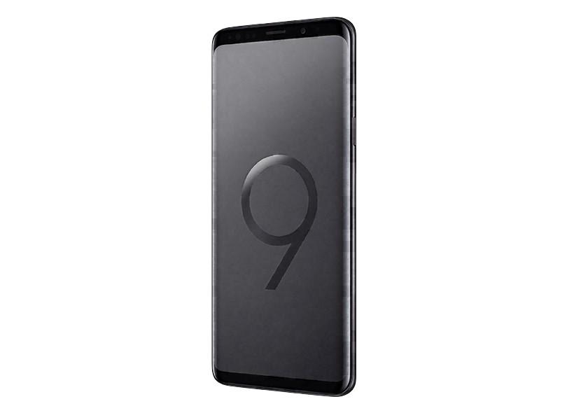 2297a5c50 Smartphone Samsung Galaxy S9 Plus SM-G9650 128GB 2 Chips 12