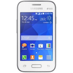 Foto Smartphone Samsung Galaxy Young 2 Duos TV G130BT 4GB
