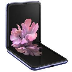 Smartphone Samsung Galaxy Z Flip SM-F700F 256GB Câmera Dupla Android 10