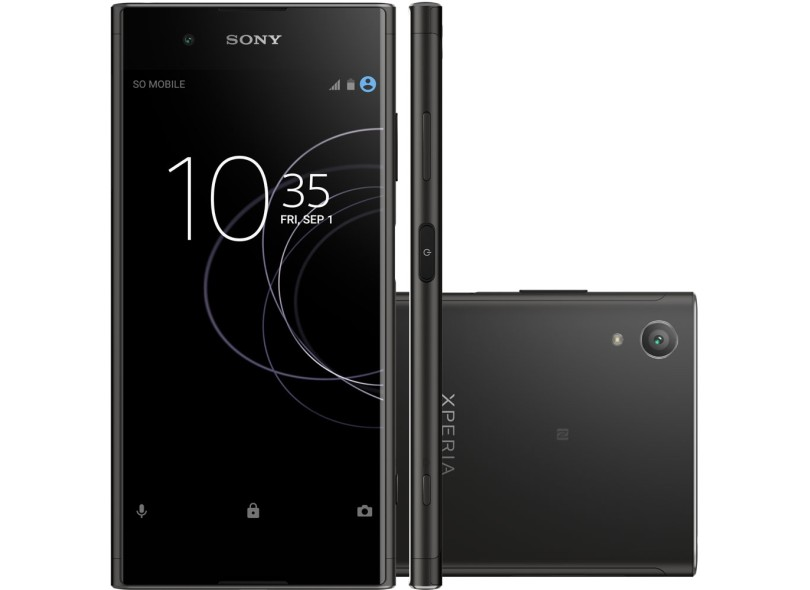 smartphone sony xperia xa1 plus 32gb 2 chips 23 0 mp 4 gb 4g