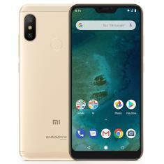 Foto Smartphone Xiaomi Mi A2 Lite 32GB Qualcomm Snapdragon 625 12,0 MP 2 Chips Android 8.1 (Oreo) 3G 4G Wi-Fi