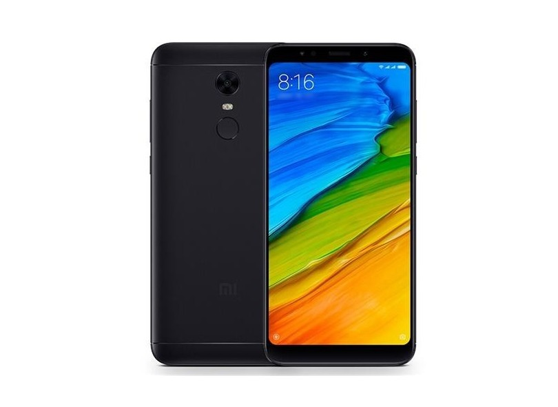 aaf4862a1 Smartphone Xiaomi Redmi 5 Plus 64GB 2 Chips 12