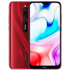 Smartphone Xiaomi Redmi 8 64GB Câmera Dupla Qualcomm Snapdragon 439 2 Chips Android 9.0 (Pie)