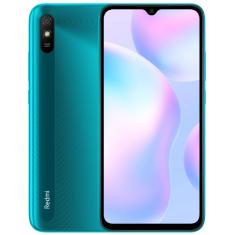Smartphone Xiaomi Redmi 9A 32GB 13.0 MP MediaTek Helio G25 2 Chips Android 10