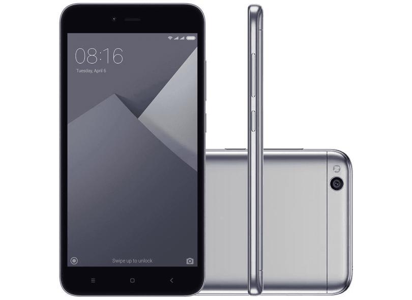 Smartphone Xiaomi Redmi Note 5A 16GB Qualcomm Snapdragon 425 2 Chips