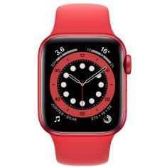 Smartwatch Apple Watch Series 6 Vermelho 40,0 mm GPS