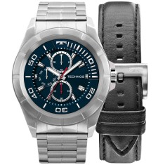Smartwatch Technos Connect Full Display SRA 46,0 mm