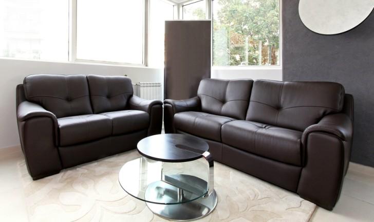 Sofás de couro: para quem quer elegância e durabilidade