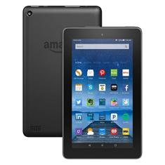 "Tablet Amazon 16GB IPS 7"" Fire OS 5 Fire 7"