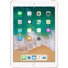 "Foto Tablet Apple iPad 6ª Geração 128GB 9,7"" iOS 8 MP Filma em Full HD 