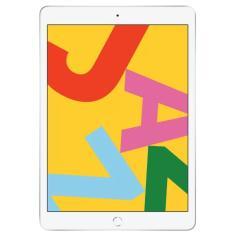 """Tablet Apple iPad 7ª Geração Apple A10 Fusion 4G 128GB Retina 10,2"""" iOS 10 8 MP"""