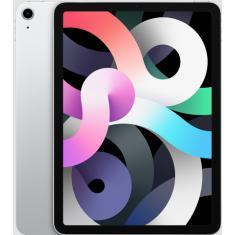 """Tablet Apple iPad Air 4ª Geração Apple A14 Bionic 64GB Liquid Retina 10,9"""" iPadOS 12 MP"""