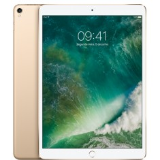 "Tablet Apple iPad Pro 2ª Geração 64GB 12,9"" 12 MP iOS"