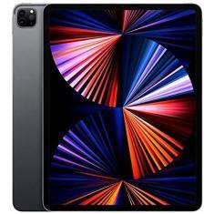 """Tablet Apple iPad Pro 5ª Geração Apple M1 128GB Liquid Retina 12,9"""" iPadOS 14"""