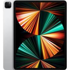 """Tablet Apple iPad Pro 5ª Geração Apple M1 4G 256GB Liquid Retina 12,9"""" iPadOS 14"""