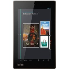 "Foto Tablet Kobo Arc 7hd 16GB 7"" Android Filma em HD 4.2 (Jelly Bean Plus)"