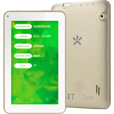 "Foto Tablet Mirage 41T 8GB 7"" Android 2 MP 4.4 (Kit Kat)"