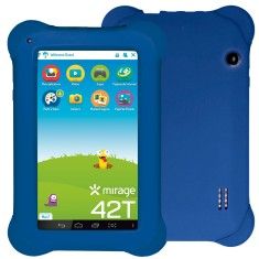 """Tablet Mirage 42T 8GB 7"""" Android 2 MP 4.4 (Kit Kat)"""