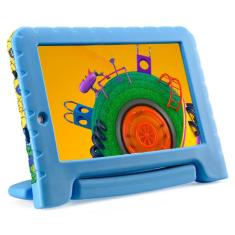 """Tablet Multilaser Discovery Kids NB309 16GB 7"""" 2 MP Android 8.0 (Oreo)"""