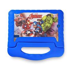 "Tablet Multilaser Disney Vingadores Plus NB307 16GB 7"" 2 MP Android 8.0 (Oreo)"