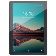 "Tablet Multilaser M10 Quad Core 4G 32GB IPS 10,1"" Android 10 5 MP NB339"