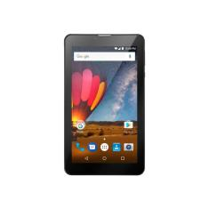 """Tablet Multilaser M7 3G Plus 3G 16GB LCD 7"""" Android 8.0 (Oreo) 2 MP"""