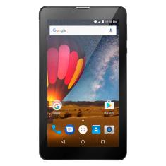 """Tablet Multilaser M7 3G Plus 8GB 7"""" 2 MP Android 7.0 (Nougat)"""