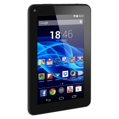 "Tablet Multilaser M7s NB184 8GB 7"" 2 MP Android 4.4 (Kit Kat)"