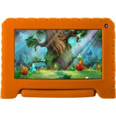 """Tablet Multilaser Quad Core 16GB IPS 7"""" Android 8.1 (Oreo) Kid Pad Go NB313"""