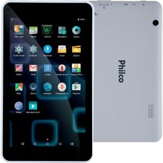 "Tablet Philco Cortex A7 8GB LCD 7"" Android 5.1 (Lollipop) 2 MP PH7OB"