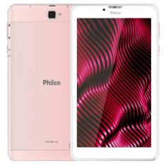 "Tablet Philco Quad Core 3G 16GB LCD 7"" Android 9.0 (Pie) 2 MP PTB7SRG"