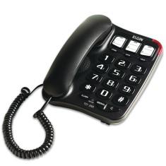 Telefone com Fio Elgin TCF-2300