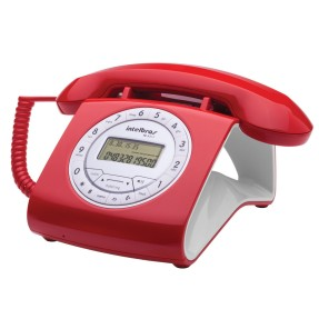 Telefone com Fio Intelbras TC8312