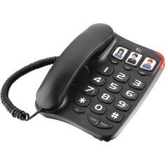 Telefone com Fio Vec 881 V2 Big Number