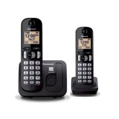 Telefone sem Fio Panasonic com 1 Ramal KX-TGC212