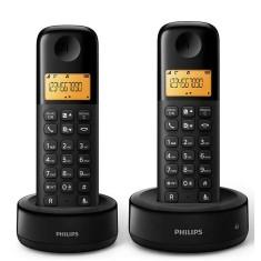 Telefone sem Fio Philips com 1 Ramal D1302B