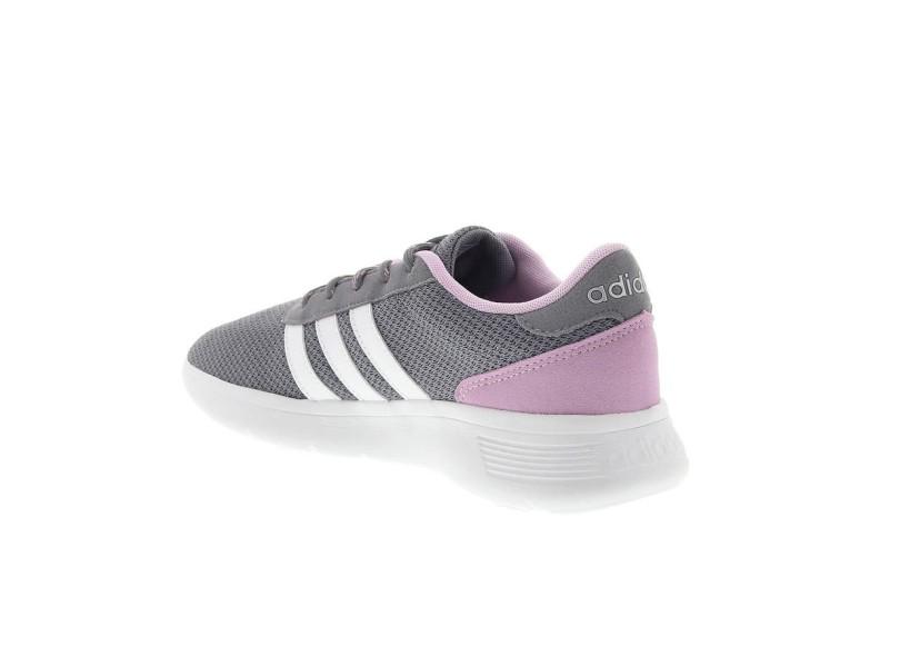14cd1cd68 Tênis Adidas Feminino Caminhada Lite Racer